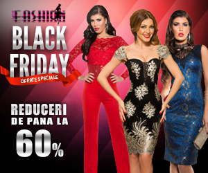 Black Friday Store Fashion! Pana la 60% reducere