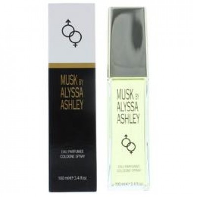 Apa de Colonie Alyssa Ashley Musk, Unisex, 100ml