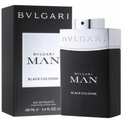 Apa de Toaleta Bvlgari Man Black Cologne, Barbati, 100ml