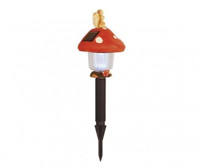Lampa solara Mushroom