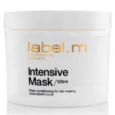 Masca pentru Par Degradat - Label.m Intensive Mask 120 ml