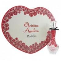 Apa de Parfum Christina Aguilera Red Sin, Femei, 30ml