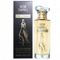 Apa de Parfum Naomi Campbell Pret A Porter, Femei, 30ml