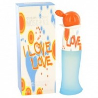 Apa de Toaleta Moschino Cheap And Chic I Love Love, Femei, 30ml