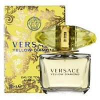 Apa de Toaleta Versace Yellow Diamond, Femei, 30ml