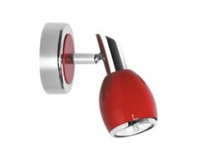 Aplica de perete Colors Chrome Red