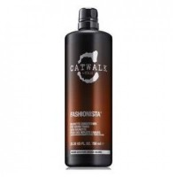 Balsam pentru par brunet - TIGI Catwalk Fashionista Brunette 750 ml
