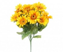 Buchet flori artificiale Sunflowers
