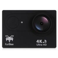 Camera actiune Furibee H9R 4K UHD, Negru