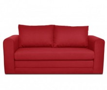 Canapea extensibila 2 locuri Honolulu Red