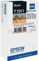 Cartus cerneala Epson XXL T7011, acoperire aprox. 3400 pagini (Negru)