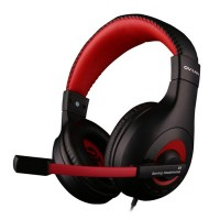 Casti Gaming OVANN X4, Red si Black