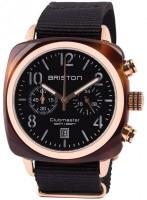 Ceas Barbatesc BRISTON Clubmaster Classic Acetate Chrono 14140.PRA.T.1.NB