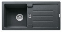 Chiuveta fragranite Franke STG 614-86 reversibila 860x435mm pop up tehnologie Sanitized Grafite