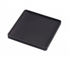 Coaster Square Black