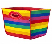 Cos pliabil Rainbow Kiss