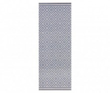 Covor de exterior Meadow Raute Blue Cream 80x200 cm