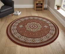 Covor Heritage Terra Circle 150 cm