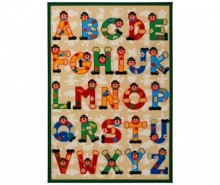 Covor Letters 100x140 cm