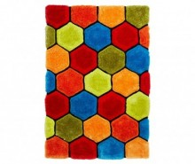 Covor Noble House Comb Multicolor 150x230 cm