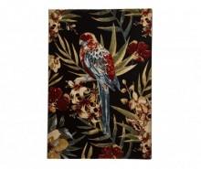 Covor Tropics Black 120x170 cm