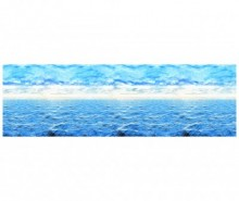 Covor Wavy Sea 58x140 cm