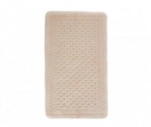 Covoras de baie Lace Powder Pink 70x120 cm