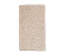 Covoras de baie Stone Powder Pink 70x120 cm