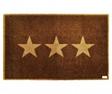 Covoras de intrare Triple Star Brown 50x70 cm