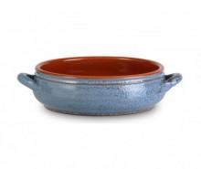 Cratita Charme Handles Blue 1.1 L