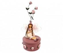 Cutie cu capac Flowers Fairy