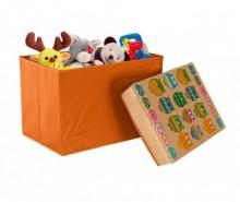 Cutie cu capac pentru depozitare Cube Owls