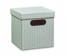 Cutie cu capac pentru depozitare Height Mint