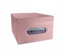 Cutie cu capac pentru depozitare Nordic Rosa
