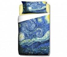 Cuvertura matlasata Van Gogh Starry Night 180x260 cm