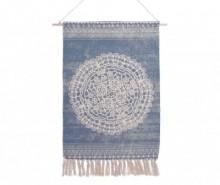 Decoratiune de perete Mandala Blue