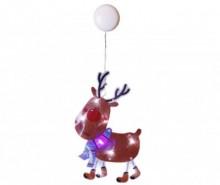 Decoratiune luminoasa Happy Reindeer