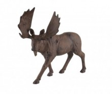 Decoratiune Moose Walk