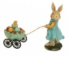 Decoratiune Rabbit and Chick
