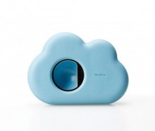 Deschizator pentru sticle Cloud Blue