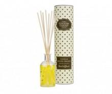 Difuzor cu uleiuri esentiale si betisoare Superstars Vanilla Spiced Orange 100 ml