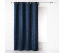 Draperie Majestic Dark Blue 140x260 cm