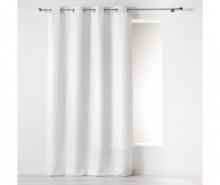 Draperie Majestic White 140x260 cm