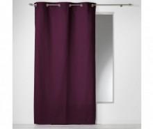 Draperie Panama Purple 140x240 cm