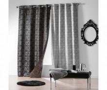 Draperie Triane Grey 140x260 cm