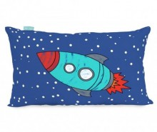 Fata de perna Space Rocket 30x50 cm