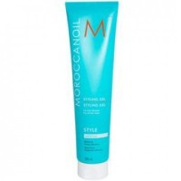 Gel de Styling cu Fixare Medie - Moroccanoil Styling Gel Medium, 180ml