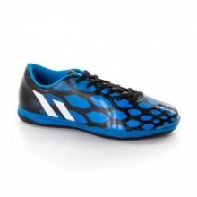 Ghete de fotbal barbati Messi negru cu albastru