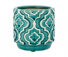Ghiveci Resort Teal S