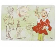 Individual Pinocchio Geppetto 30x44.5 cm